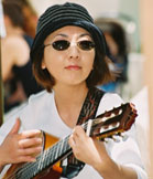 Naoko Flamenco Guitarist